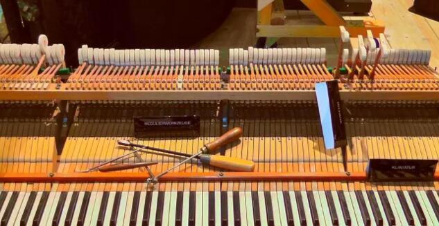 石家庄钢琴调律收费标准